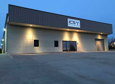 Auto & Truck Body Shop in Derby - ICS Collision Center